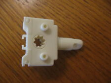 NEW Vertical Blind Wand Control Part White Gear Master Carrier repair