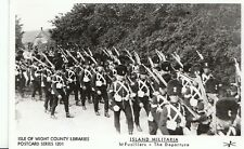 Military Postcard - Island Militaria - 1st Fusiliers - The Departure   A2657