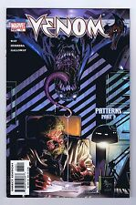 Venom #13 with Limited Release Survey Attached 2004 VF Marvel Comics Complete