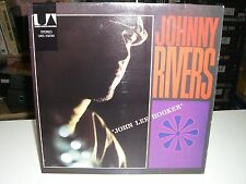 33 TOURS / LP--JOHNNY RIVERS--WHISKY A GO-GO REVISITED--1975