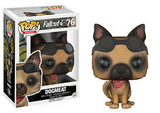 "FALLOUT 4 DOGMEAT 3.75"" POP VINYL  FIGURE FUNKO BRAND NEW"