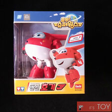 Super Wings HOGI Transforming Jet Plane Toys Figures TV Animation Series Auldey