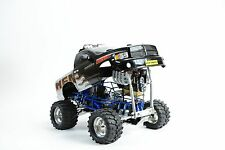 Dodge 4x4 Monster truck custom build Best In Class North West Model Hobby 2014