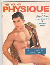 Gay Art The Young Physique Bodybuilding Muscle Magazine/Steve Wengryn 2-59