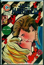 Charlton Comics JUST MARRIED #103 FN/VFN 7.0