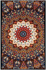 "3D EARTH STAR Psychedelic Tapestry/Wall Hanging 60""x90"" FREE GLASSES"
