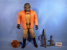 "Star Wars 1997 PONDA BABA Power of the Force, 3.75"" figure COMPLETE"