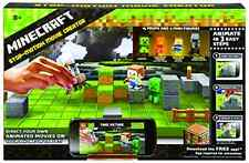 Minecraft Stop-Motion Animation Studio Movie Creator Mind craft Maker Film, New