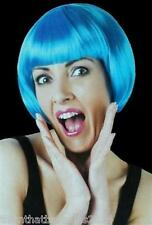 Cheap Luxury Short Wig - Blue Great for Fun Nights Out - Perfect Moments