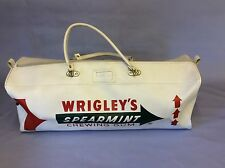 Vintage Retro Wrigleys Cricket Bag Ship Worldwide