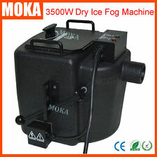 Smoke Machine Low Ground 3500 Watts Low Fog Machine Dry Ice Smoke Machine