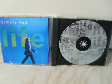 Simply Red: Life - 1995 excellent condition 10 track CD Album