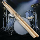 One Pair 7A Practical Maple Wood Drum Sticks Drumsticks Music Band Accessories