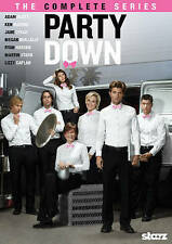 PARTY DOWN: THE COMPLETE SE...-PARTY DOWN: THE COMPLETE SERIES (4PC) / ( DVD NEW