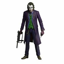 NECA The Dark Knight - The Joker Heath Ledger Action Figure 1/4 Scale  18""