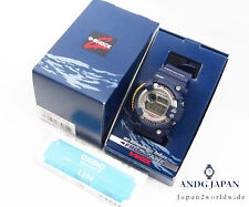 G-SHOCK FROGMAN DW-8200NK-2JR MEN IN NAVY & KAHKI 1999 Master of G JAPAN Blue