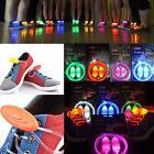 Unisex LED Shoes Laces Flash Light Up Glow Stick Strap Shoelaces Disco Party #AF