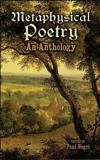 Metaphysical Poetry: An Anthology (Dover Thrift Editions)