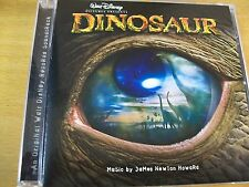 DINOSAUR ORIGINAL WALT DISNEY RECORDS SOUNDTRACK CD SIGILLATO
