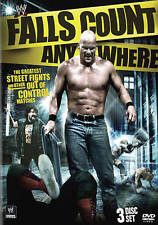 WWE: WWE Falls Count Anywhere Matches -- UNLIMITED SHIPPING ONLY $5