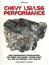 Chevy LS1/LS6 Performance - Book HP1407