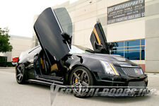 Cadillac CTS 2 door Coupe  (CTSV)  2011-2014 Vertical Doors Lambo Door Kit
