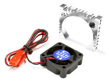 Integy 36mm OD Motor Heatsink Mount W/ High Speed 30mm Cooling Fan #C25610 OZ RC