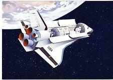 1981 Switzerland Astro-Philatelie Conference Luzern Space Shuttle PC