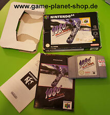 1080° Snowboarding Rar Nintendo 64 N64 OVP Sammlung Game-Planet-shop