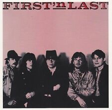CD FIRST N LAST hard Southern Rock from Norway / Lynyrd Skynyrd