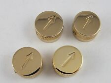GRETSCH ARROW KNOBS Set of 4 GOLD 9221028000