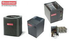 4 ton Goodman 18 seer 410A 2 stage central system DSXC18048/MBVC2000/CAPF4961D