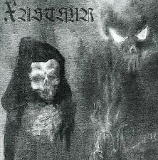 Xasthur ‎– Nocturnal Poisoning (CD, 2002) Depressive Black Metal