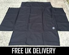 BLACK CAR BOOT LINER PROTECTOR DOG GUARD MAT COVER - FITS VW VOLKSWAGEN GOLF