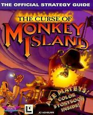 The Curse of Monkey Island: The Official Strategy Guide (Secrets of the Games Se