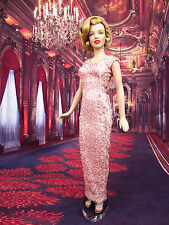 Evening Dress Outfit Gown Princess Diana Marilyn Monroe Michelle Obama Doll