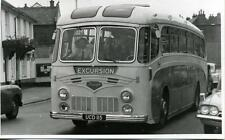 Southdown 1957 Leyland Tiger Cub Beadle Bus UCD115 Triumph  real Photograph