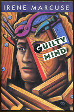 Guilty Mind: An Anita Servi Novel by Irene Marcuse-Publisher Review Copy-2001