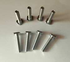 Square bolt for Proxxon MF 70, KT 70, GE 70, GE 20, PD 230/E, PD 400 Kit 8pc CNC