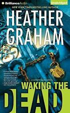 WAKING THE DEAD unabridged audio book on CD by HEATHER GRAHAM