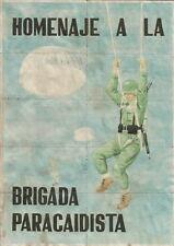 BRIGADA PARACAIDISTA ALCALA DE HENARES-MADRID CUPONES RACIONAMIENTO