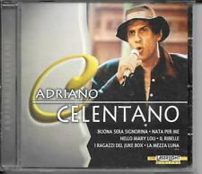 CD COMPIL 16 TITRES--ADRIANO CELENTANO--COMPIL LASER LIGHT