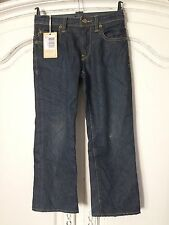 Scotch Shrunk Dark Waxy Feel Skinny Jeans Age 8