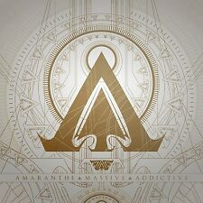 "AMARANTHE ""Massive Addictive"" CD NEUWARE"