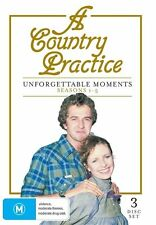 A Country Practice -Unforgettable Moments :Season 1-5 (DVD, 2009, 3-Disc Set)R 4