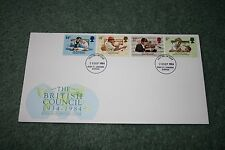 Royal Mail First Day Cover 'The British Council 1934-1984'
