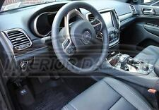 2014 2015 2016 2017 JEEP GRAND CHEROKEE INTERIOR LAREDO WOOD DASH TRIM KIT SET
