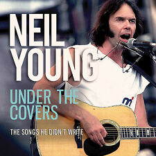 NEIL YOUNG New Sealed 2016 UNRELEASED LIVE CONCERT COVER SONGS CD