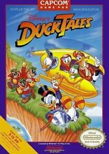 Nintendo NES Game Cartridge DUCK TALES