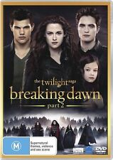The Twilight Saga - Breaking Dawn : Part 2 (DVD, 2013)